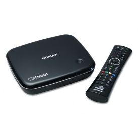Humax Freesat HD Satellite Receiver - 1