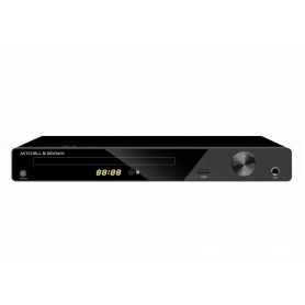 Mitchell & Brown DVD Player with HDMI & SCART Output and Karaoke Function - 0