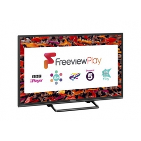 "Panasonic 32"" Full HD Freeview Play Smart TV with Freesat - 1"
