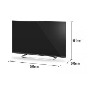 "Panasonic 40"" Full HD Freeview Play Smart TV with Freesat - 2"