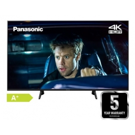 "Panasonic 40"" 4K Ultra HD HDR Smart LED TV"
