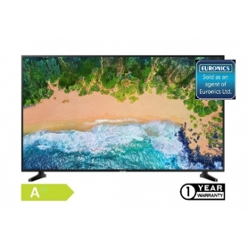 "Samsung 40"" 4K Ultra HD Smart LED Television - 0"