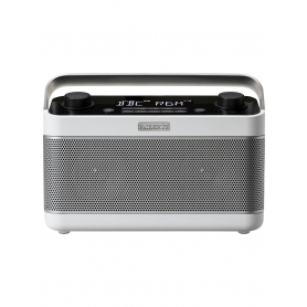 Roberts Blutune 5 DAB+/DAB/FM Radio w/ Bluetooth And Alarm Function - White